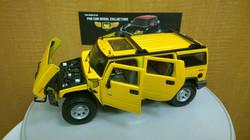 Hummer H2 1-18 diecast