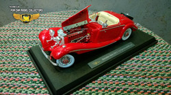 Mercedes-Benz 500 K Special-Roadster 1936 diecast