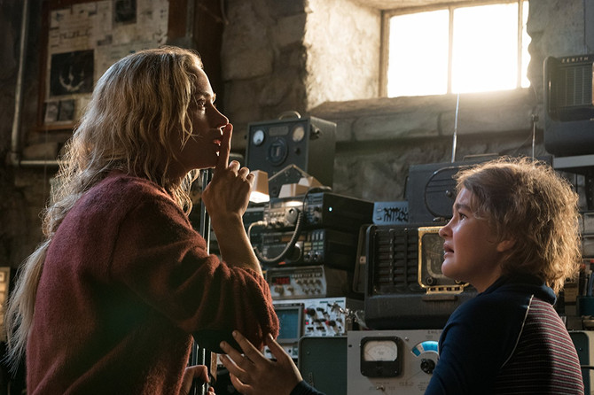 A Quiet Place, WOOOOW An intensely emotional tale of family survival through the creature feature, o