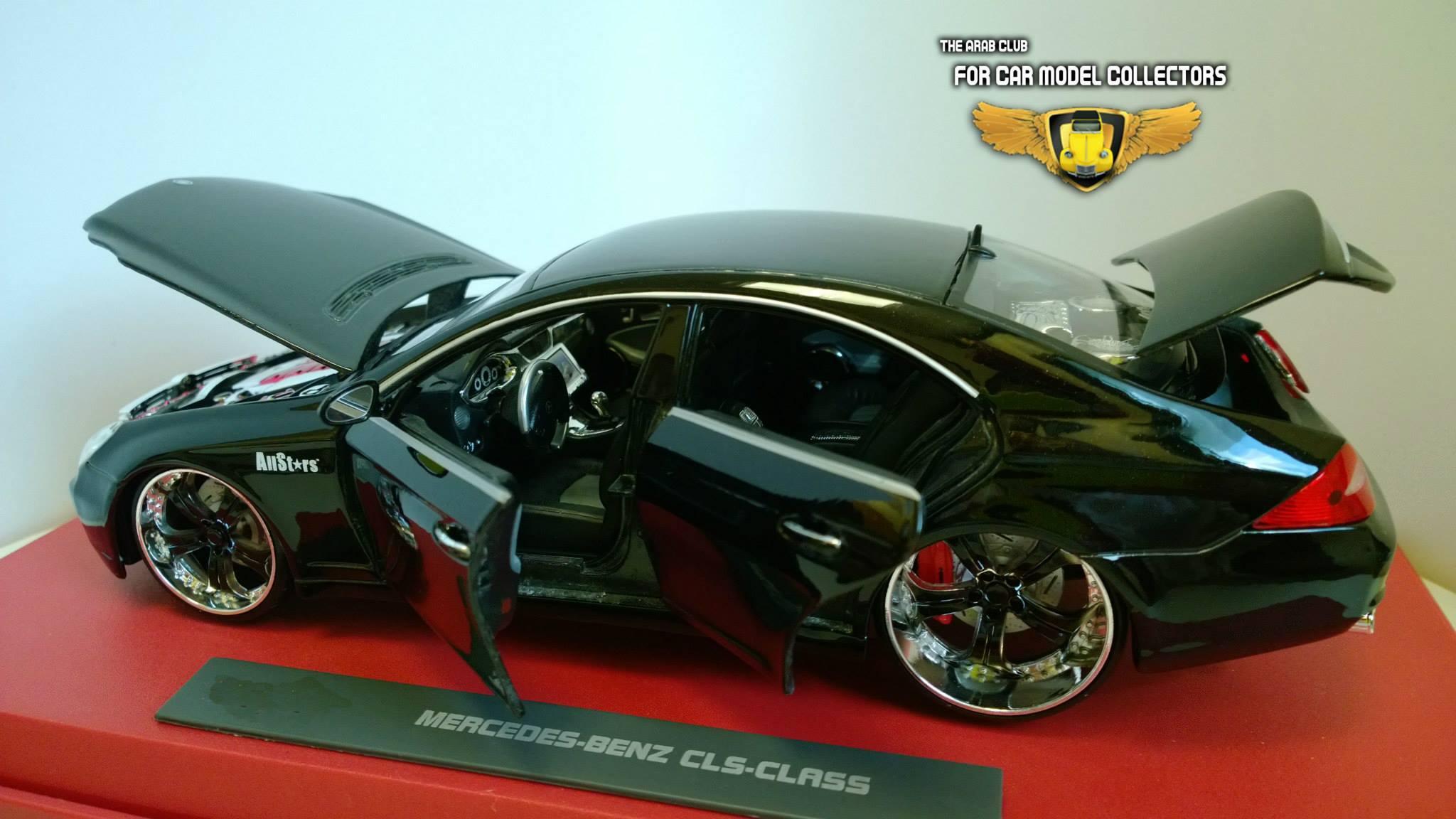 Mercedes Benz CLS 500 Diecast 1-18