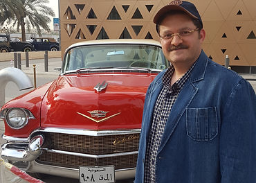 Vintage Car Fair Dr Amir Monir