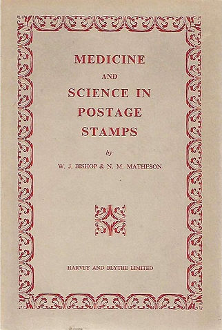 Medicine and Science on Postage Stamps Book free download