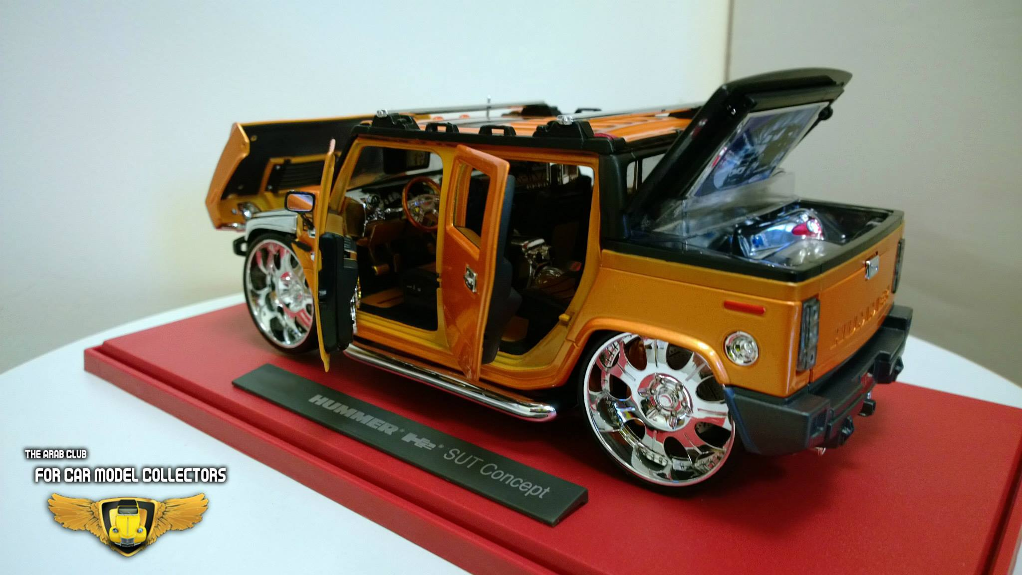 Hummer H2 SUT Concept Diecast