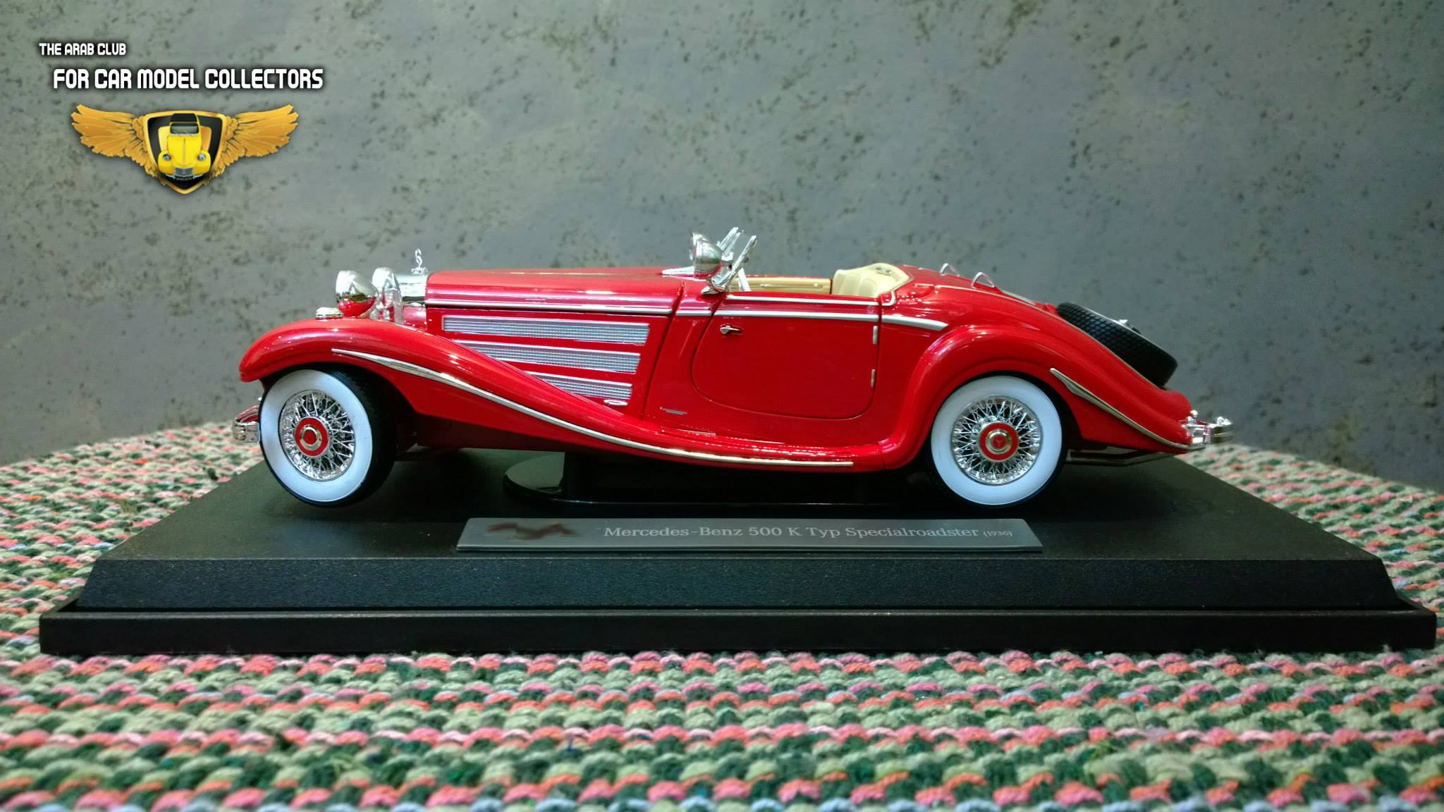 Mercedes-Benz 500 K Special-Roadster 1936