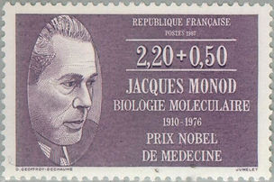 Jacques-Monod-1910-1976-Molecular-biolog