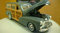 1948 Chevrolet Feetmaster Woody 1-18