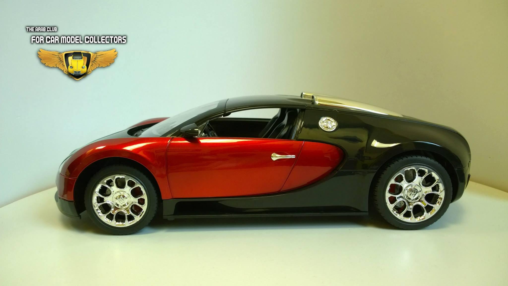 Bugatti Veyron 1-18