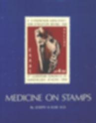 medicine on stamps album. medicalphilate