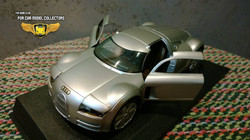 Audi Supersportwagen Rosemeyer Diecast