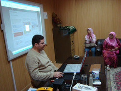 Training in my office