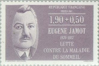 Jamot-Eugene-1879-1937-Fight-against-sle