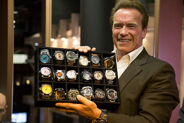 Dr Amir Monir Watch Collecting