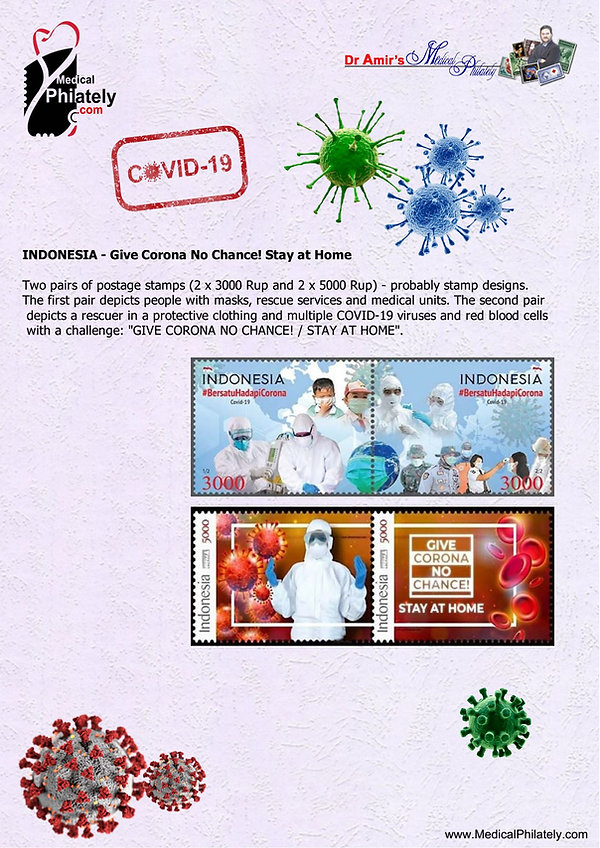 covid Indonesia 1_medical_philately_post