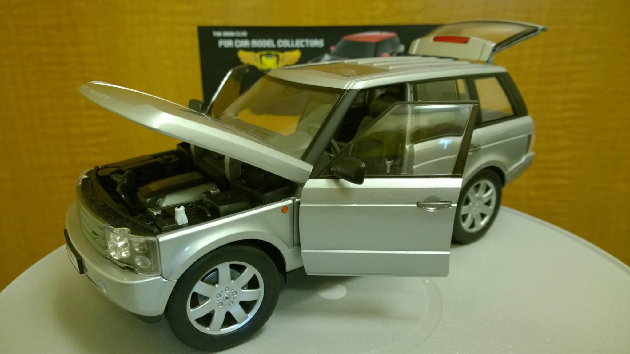 Range Rover 1-18 diecast