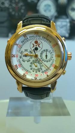 1 Million Dollar Patek Philippe Sky Moon Dual Face Watch