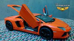 Lamborghini Aventador Diecast