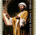 Avicenna Canon medical philately.png