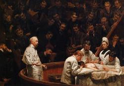 The Agnew Clinic, 1889 - Thomas Eakins