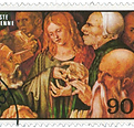 togo-circa-stamp-printed-togo-shows-jesu