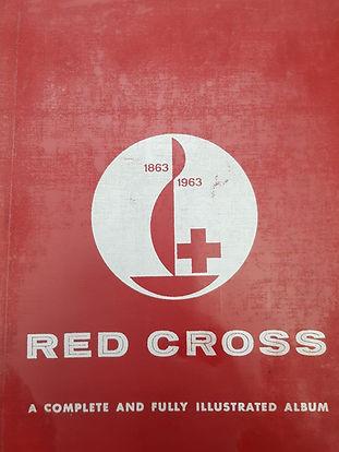 0 red cross album cover www.medicalphila