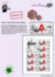 covid china 2 red_medical_philately_post