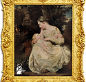 MRS. RICHARD HOARE WITH HER INFANT SON B