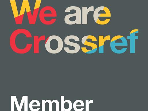 EJME now is Crossref Indexed