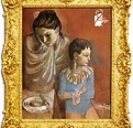 Pablo_Picasso (Mother_and_Child,_Acrobat