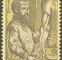 Andreas Vesalius (1514-64),medicalphilat