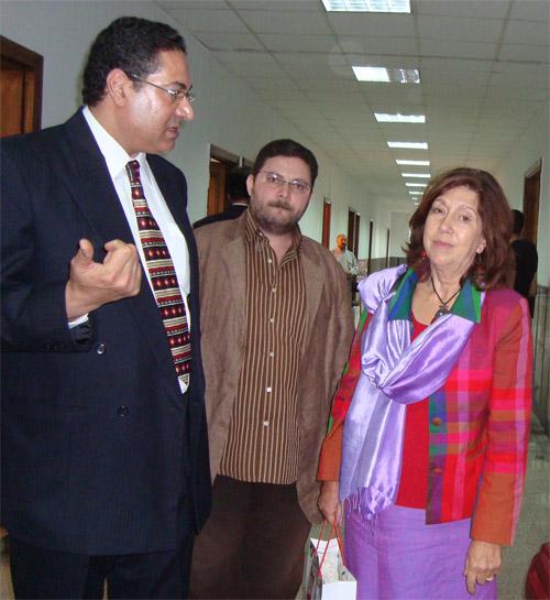 Dr Saeed