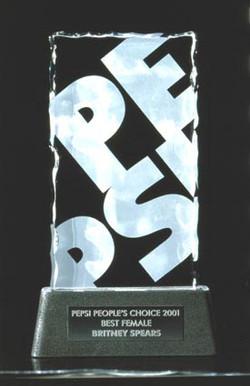 Pepsi Peoples Choice Award