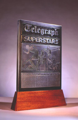 Telegraph Superstars Award