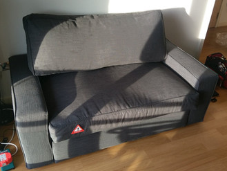 The Vilasund Sofa-Bed from Ikea - Assembly in Copper Quarter, SA1, Swansea