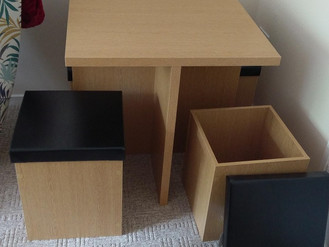 Selection of Furniture from B&M Stores - Assembled in Central Swansea by Flat Pack Swansea