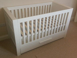 Mamas & Papas Franklin Nursery Furniture - Assembled in Llanelli, Carmarthenshire by Flat Pack S