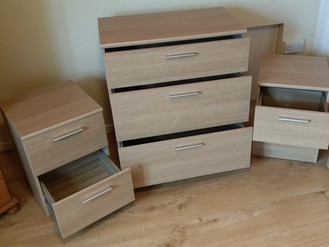 Bronte Bedroom Set from The Range - Assembled in Townhill by Flat Pack Swansea