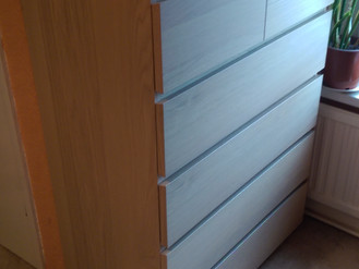 We're Perfect! Feedback after an Ikea Malm Drawer Chest in Landore, Swansea
