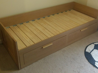 Ikea Hemnes Day Bed - Assembled in Waunarlywdd by Flat Pack Swansea