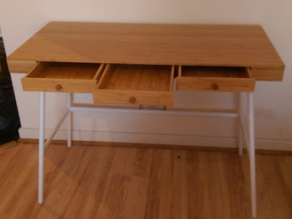 The LILLÅSEN Desk from Ikea - Cracking Little Bit of Furniture - Mumbles, Swansea