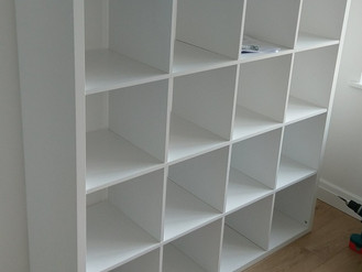 The Kallax from Ikea - Assembled throughout Swansea by Flat Pack Swansea