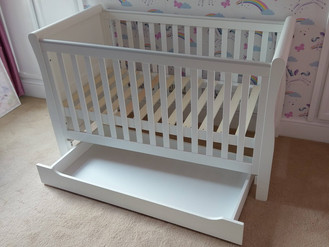 Ikea and Mothercare - Getting the House Ready for Baby in Skewen - Assembly by Flat Pack Swansea