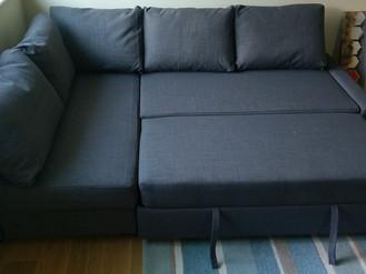 Ikea Friheten Sofa-bed - Assembled in Mumbles, Swansea
