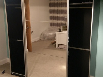 Next Sliding Door Wardrobe - Langland, Swansea
