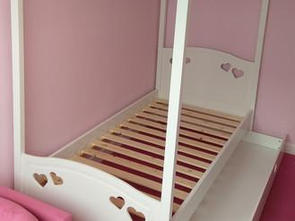 Argos Mia Heart Furniture Range - Assembled in Derwen Fawr, Swansea