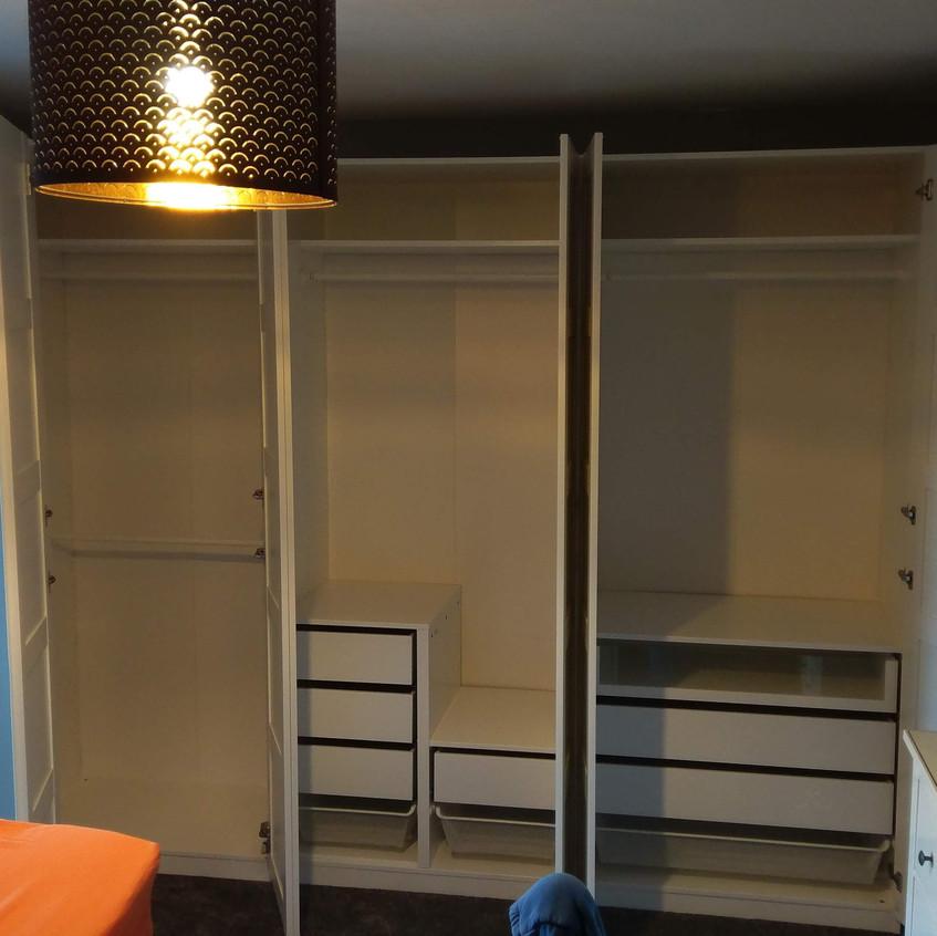 Perfect Swansea Pax Ikea Flat Pack