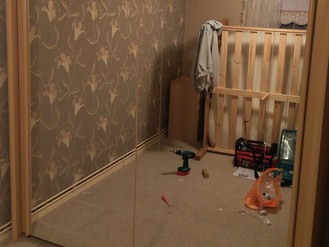 Wardrobe Repair & Care from Flat Pack Swansea