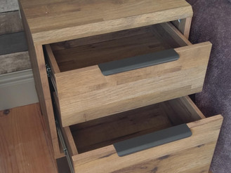 MATCHING BRONX FURNITURE FROM NEXT - ASSEMBLED IN NEATH SWANSEA