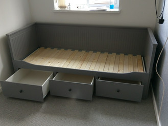 The Ikea Hemnes Day-Bed - Assembled in Loughor, Swansea - By Flat Pack Swansea