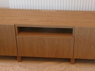 Ikea Besta TV Stand - Assembled in Sketty, Swansea - By Flat Pack Swansea
