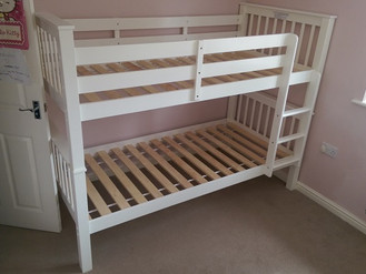 Pavo Bunkbed from Limelight - Gorseinon, Swansea - Assembled by Flat Pack Swansea